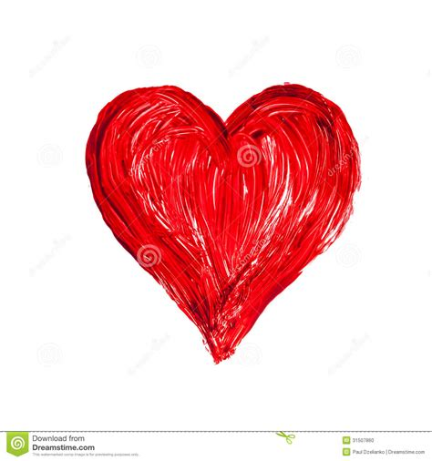 imagenes fondo blanco de amor coraz 243 n rom 225 ntico del amor en un fondo blanco foto de