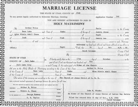 Multiple marriage laws in utah