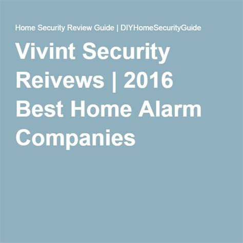 best 25 alarm companies ideas on security