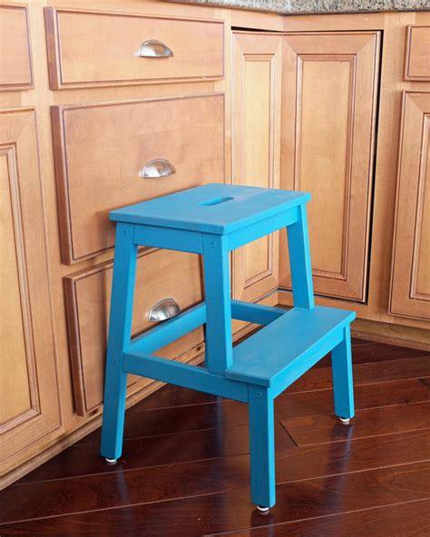 Kitchen Helper by Kitchen Helper Stool Teal And Lime By Jackie Hernandez