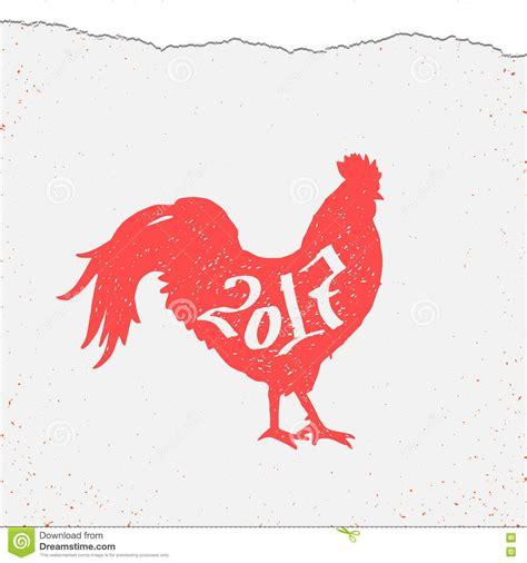 lainey new year rooster jahr des hahns vektor abbildung illustration tier