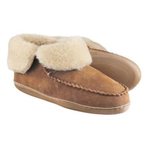 cabela slippers cabela s s toe suede bootie slippers cabela