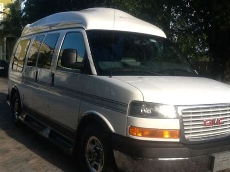 electric and cars manual 2001 gmc savana 1500 parking system find used 2001 gmc savana explorer limited conversion van in dothan alabama united states for