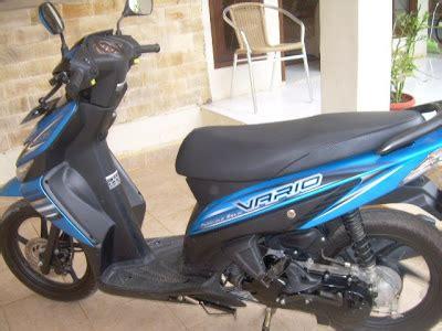 Sparepart Honda Vario 2008 forum keluarga sudah terjual honda vario th 2007