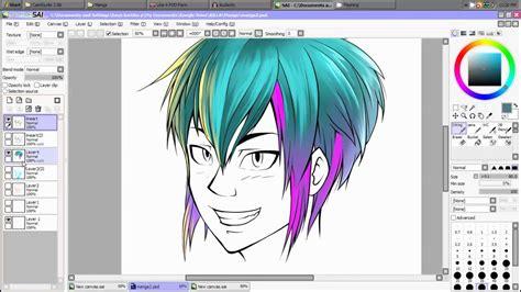 tutorial paint tool sai indonesia pdf paint tool sai untuk pemula indonesia
