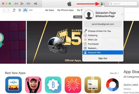 itunes free section how to set up an itunes and app store allowance