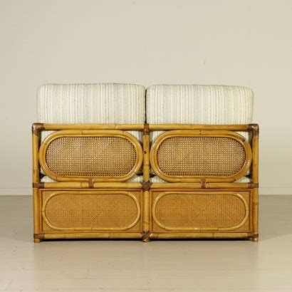 divano bambu divano in bamb 249 divani modernariato dimanoinmano it