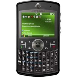 motorola mobile devices motorola q9 icon mobile device iconset pierocksmysocks