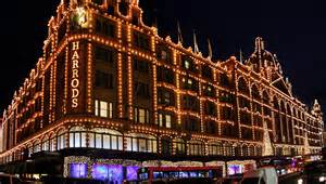 harrods lights