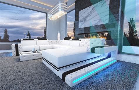 canape led canap 233 imperial led nativo mobilier design
