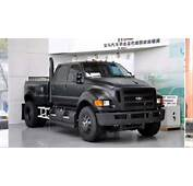 Ford F650 Dominator  Autos Post