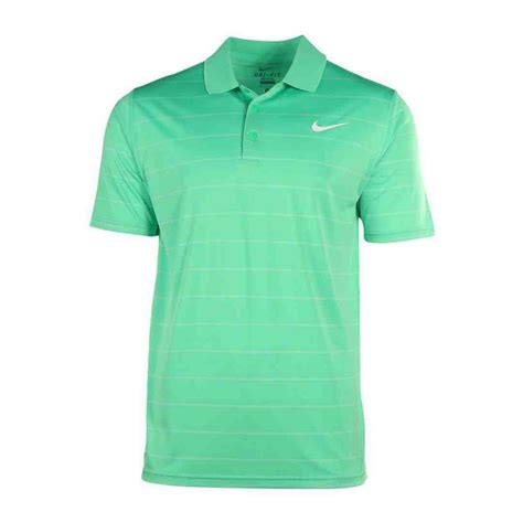Kaos T Shirt Nike Green Tosca jual nike polo baru nike mens dri fit striped tennis