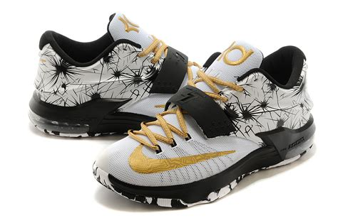 Harga Nike Huarache Gold kd shoes cheap size 4