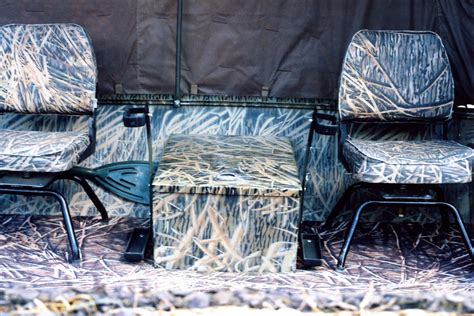 layout boat chair constructed for comfort the duck boat anyone can make