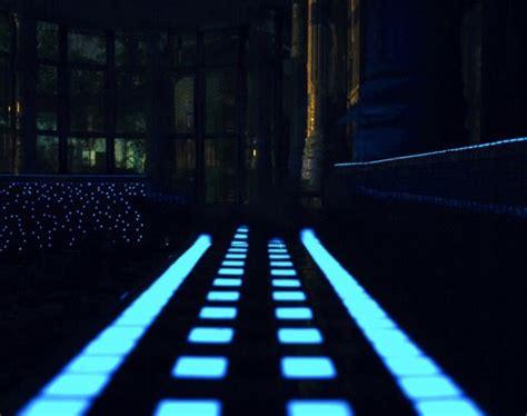 Online Home Interior Design Fluorescent Glow In The Dark Glass Tile Pool 3
