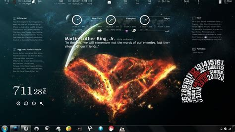 electrical themes for windows 8 1 63 new best rainmeter themes skins for windows pc 2014
