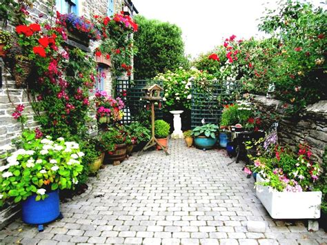 garden ideas small spaces space gardening with regard