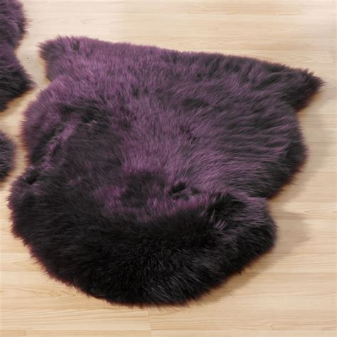 colored sheepskin rugs immerse yourself in soft pleasures with 10 cozy colorful sheepskin rugs