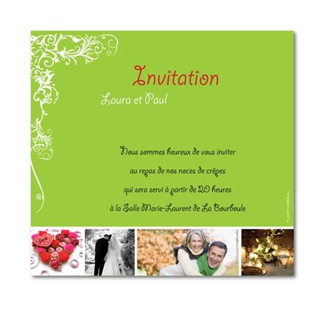 modele texte invitation 70 ans document