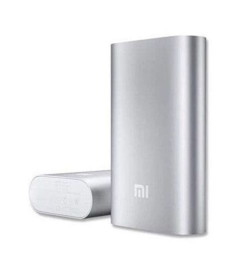Powerbank Xiaomi 20800ma Quality xiaomi 20800 mah power bank silver power banks at low prices snapdeal india