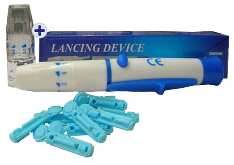 Blood Lancing Device Magic sd lancet and device lrg