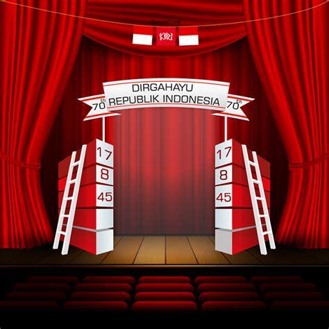 Tirai Teater baruga theater curtain tirai panggung hellomotion