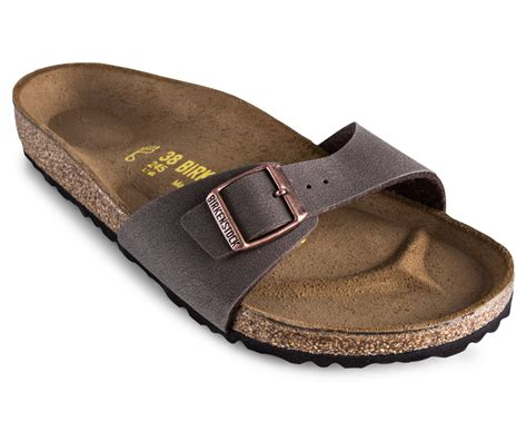 Sandal Best Jelt Mocca birkenstock madrid regular fit sandal mocca great daily deals at australia s favourite