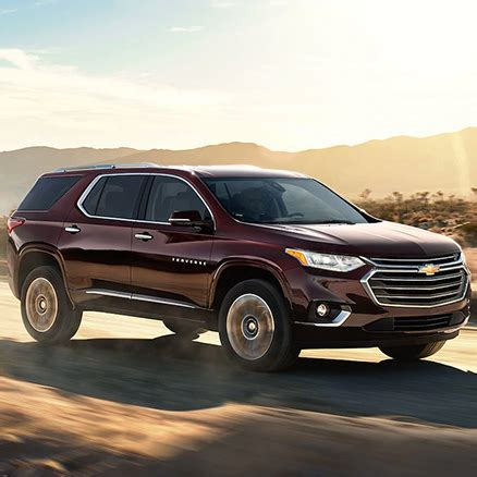 2018 chevrolet traverse suv | buy a new chevy suv in