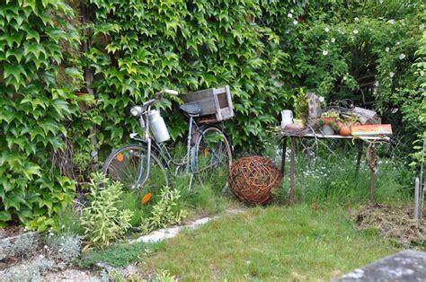 Gartendeko Fahrrad by Aus Alt Mach Neu Gartendeko Aus Aller Welt