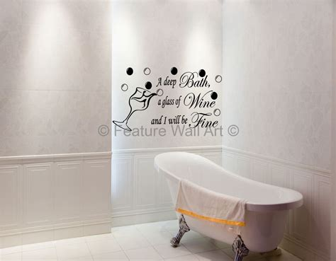 wall quotes bathroom master bathroom wall quotes quotesgram