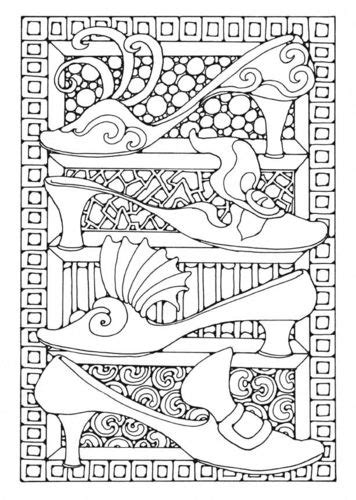 dress shoes coloring page love to color this adult coloring pages pinterest