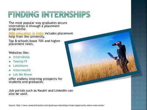 Mba Internships Equity by Fast Track Your Career Goals With An Mba Internship