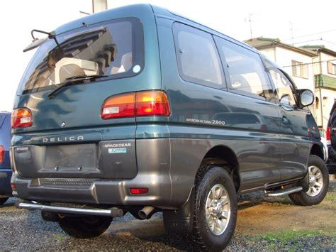mitsubishi delica space gear mitsubishi delica space gear super exceed 1994 used for sale