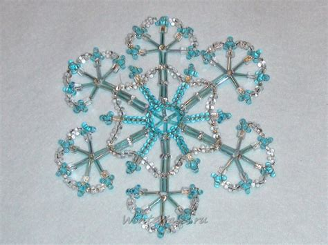 beaded snowflake patterns free 1000 images about beaded snowflakes patterns