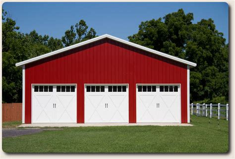 How To Build A Garage Workshop by Pole Building Construction Pole Barn Construction Company