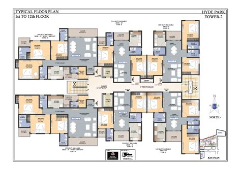 hyde park floor plan hyde park durgapur jaipur floor plan