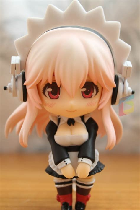 Sonico Working Set by Review Nendoroid 436 Sonico Working Set Gwigwi