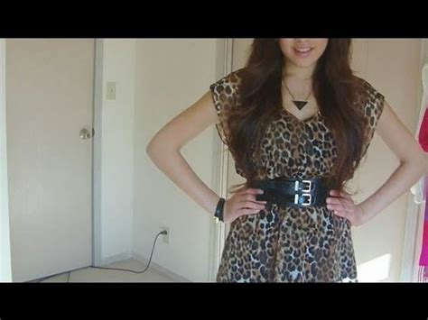 Hq 9683 Studded Bodycon seamless leopard jacquard dress st 9696p brown 1280 doovi
