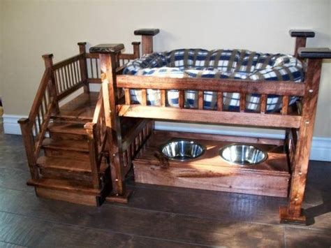 Bunk Bed For Dogs Bunk Bed With Food Amanda We Need To Become Carpenters Beds Pinterest Pets So