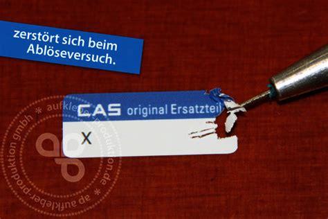 Aufkleber Online Erstellen by Produktschutz Siegel Aufkleber Drucken Aufkleber