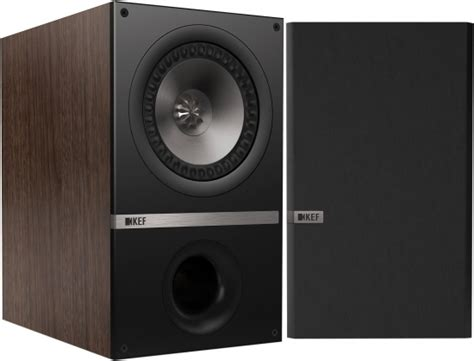 kef q300 bookshelf speakers review and test