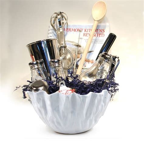 kitchen gadget themed gift basket just b cause