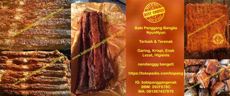 Babi Panggang Bangka Bapang Sau Cu Sau Cu Nyuk 2 1 4 Kg Merk Hauce 1 babi panggang bangka babi panggang bangka enak