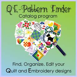 Qe Pattern Finder | artistitch com welcome