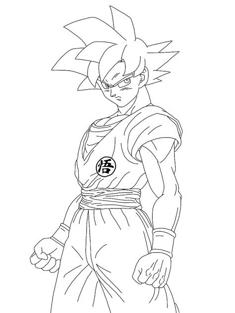 coloring pages hd goku super saiyan god coloring pages goku ss coloring