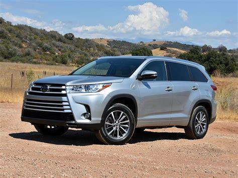 Toyota Highlander Photos Report 2017 Toyota Highlander Ny Daily News
