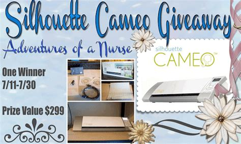 Silhouette Cameo Giveaway - 429 too many requests