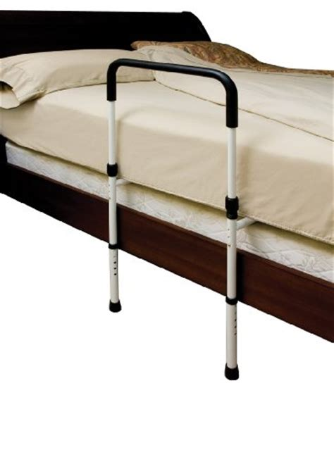 bed safety handles rails essential supply adjustable bed rail with ebay