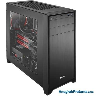 Harga Casing Pc Corsair by Jual Corsair Obsidian 350d Windowed Micro Atx Casing