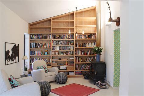 floor to ceiling bookshelf floor to ceiling bookshelves home office modern with